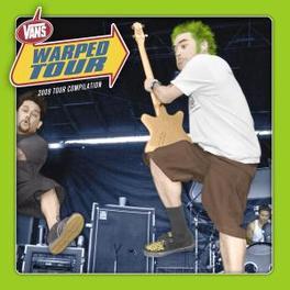WARPED TOUR 2009 Audio CD, V/A, CD