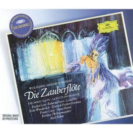 DIE ZAUBERFLOTE W/KARL BOHM, BERLINER PHILHARMONIKER Audio CD, W.A. MOZART, CD
