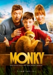 Monky, (DVD) CAST: JOHAN PETERSSON, FRIDA HALLGRENN DVDNL