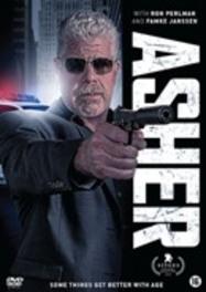 Asher , (DVD) CAST: FAMKE JANSSEN, RON PERLMAN DVDNL