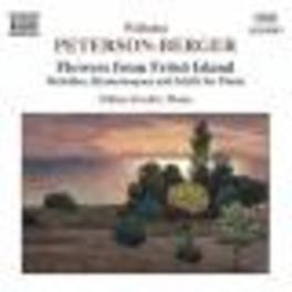 FLOWERS FROM FROSO ISLAND N. SIVELOV PETERSON-BERGER, CD