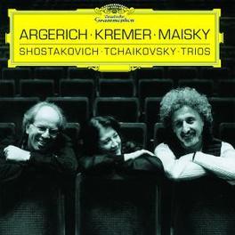 PIANO TRIOS W/KREMER, ARGERICH, MAISKY Audio CD, D. SHOSTAKOVICH, CD