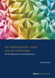 De institutionele crisis...