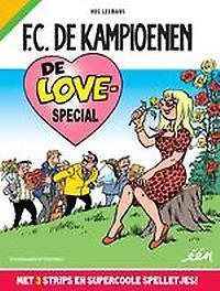 Love Special KAMPIOENEN SPECIAL, Leemans, Hec, Paperback