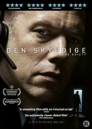 Skyldige (The guilty), (DVD) BY: GUSTAV MOLLER /CAST: JAKOB CEDERGREN DVDNL