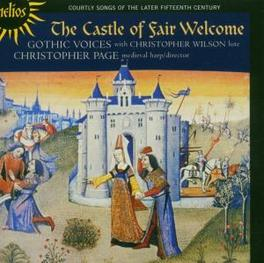 CASTLE OF FAIR WELCOME /C.PAGE Audio CD, GOTHIC VOICES, CD
