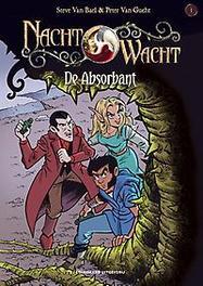 De Absorbant NACHTWACHT, Van Gucht, Peter, Paperback