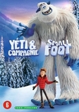 Smallfoot , (DVD) BILINGUAL /CAST: CHANNING TATUM, JAMES CORDEN