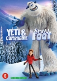 Smallfoot , (DVD) BILINGUAL /CAST: CHANNING TATUM, JAMES CORDEN DVDNL