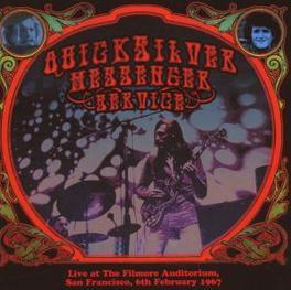 FILLMORE AUDITORIUM, PT.2 .. SAN FRANCISCO 1967 PT 2 Audio CD, QUICKSILVER MESSENGER SER, CD
