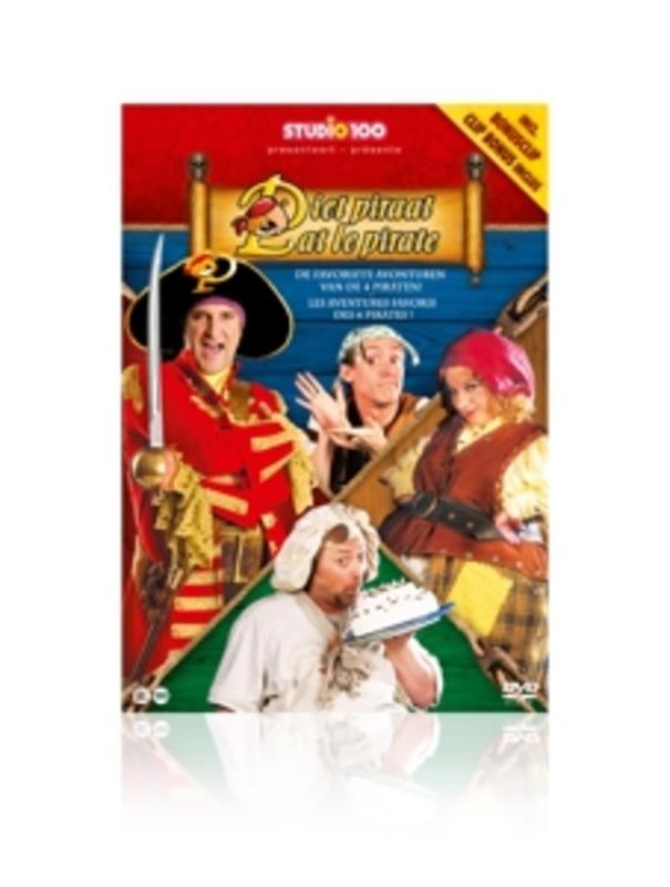 Piet Piraat - De Favoriete Afleveringen Van De 4, (DVD) DVDNL