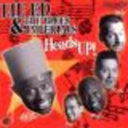 HEADS UP Audio CD, LIL' ED & BLUES IMPERIALS, CD