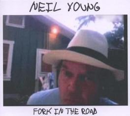 FORK IN THE ROAD Audio CD, NEIL YOUNG, CD