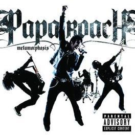 METAMORPHOSIS Audio CD, PAPA ROACH, CD