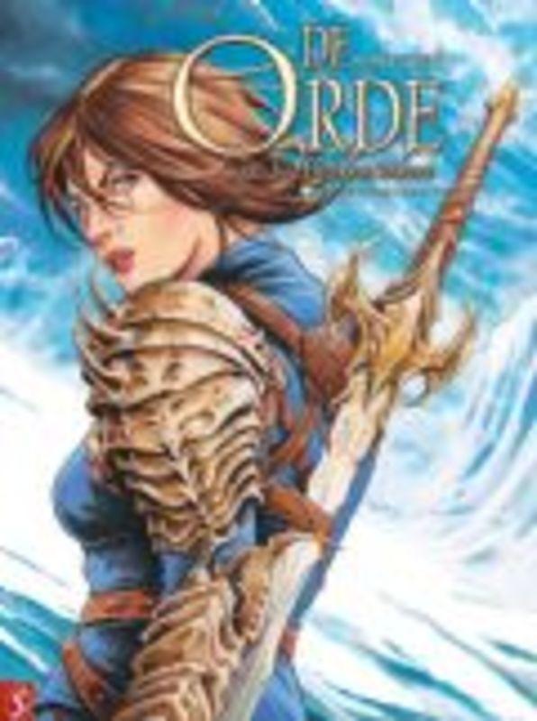 De orde van de drakenridders 22. De noordelijke poort Ange, Hardcover