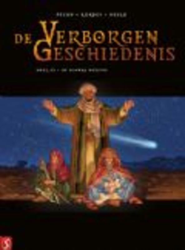 De Verborgen Geschiedenis 34. De zwarte messias Pécau, Jean-Pierre, Hardcover