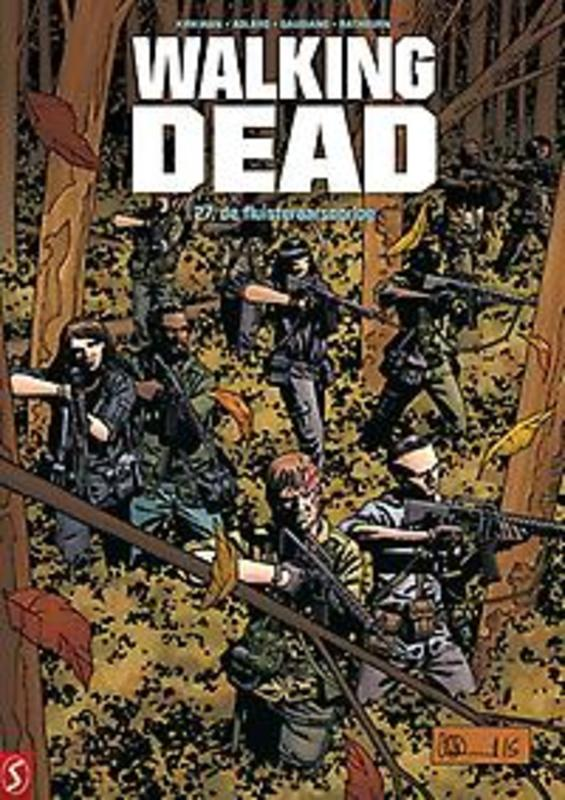 Walking Dead 27 - De fluisteraarsoorlog, Robert Kirkman, Hardcover