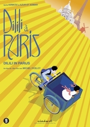 Michel Ocelot - Dilili A Paris, (DVD)