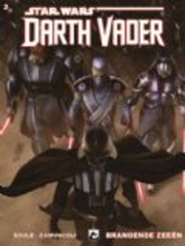 Star Wars - Darth Vader 18. Brandende zeeën - Deel 2 Soule, Charles, Paperback