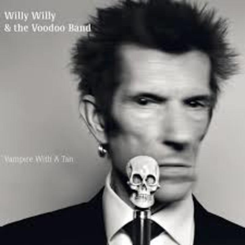 VAMPIRE WITH A TAN WILLY WILLY & THE VOODOO, CD