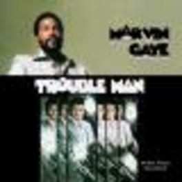 TROUBLE MAN -REMASTERED- DIGITALLY REMASTERED Audio CD, MARVIN GAYE, CD