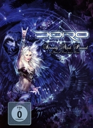 Doro - Strong And Proud, (DVD)