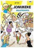 JOMMEKE 293. BALLETKOORTS