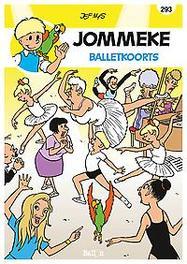 Balletkoorts JOMMEKE, Van Loock, Gerd, Paperback