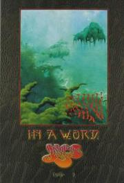 IN A WORD -5CD- RHINO REISSUE 5CD BOXSET Audio CD, YES, CD