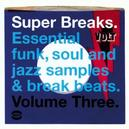 SUPER BREAKS 3 -16TR- W/ M.GAYE, COASTERS, FUNKADELIC, J.JENKINS, J.PONDER,..