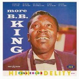 MORE B.B. KING + 8 1961 ALBUM, INCL. 8 BONUS TR. Audio CD, B.B. KING, CD