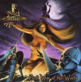 FIRST WAR OF THE WORLD Audio CD, BLACK MESSIAH, CD
