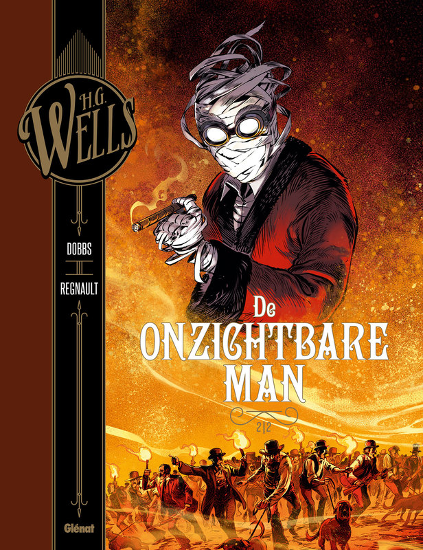 COLLECTIE H.G. WELLS HC05. DE ONZICHTBARE MAN 2/2 COLLECTIE H.G. WELLS, Wells, H.G., Hardcover