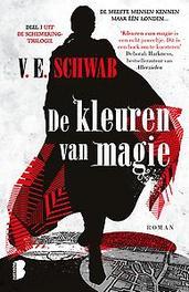 De kleuren van magie Deel 1 van de Schemering-trilogie, V.E., Ebook
