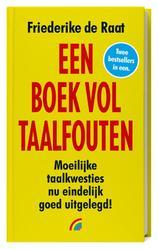 Een boek vol taalfouten