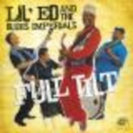 FULL TILT IMPERIALS Audio CD, LIL' ED AND THE BLUES IMP, CD