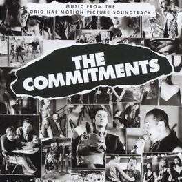 COMMITMENTS MUSIC BY BONNY RICE,DON COVAY,MARY WELLS,... Audio CD, OST, CD