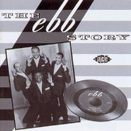 EBB STORY W/EBBTONES, PROF. LONGHAIR, JERRY HAWKINS Audio CD, V/A, CD