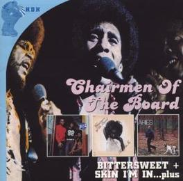 BITTERSWEET/SKIN I'M.. .. IN...PLUS, 1972 & 1974 ALBUMS Audio CD, CHAIRMEN OF THE BOARD, CD