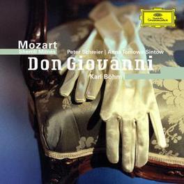 DON GIOVANNI W/WIENER STAATSOPERNCHOR/WIENER P.O./KARL BOHM Audio CD, W.A. MOZART, CD