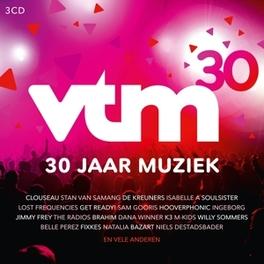 30 JAAR VTM V/A, CD