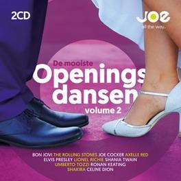 JOE - DE MOOISTE.. .. OPENINGSDANSEN 2 V/A, CD