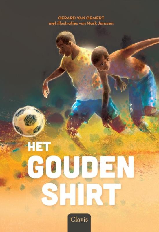 Het gouden shirt Van Gemert, Gerard, Hardcover