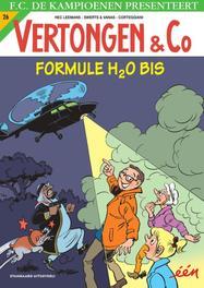 VERTONGEN EN CO 26. FORMULE H2O BIS VERTONGEN EN CO, Hec Leemans, Paperback