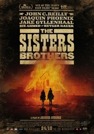 The Sisters brothers, (DVD) CAST: JOHN C. REILLY, JOAQUIN PHOENIX DVDNL