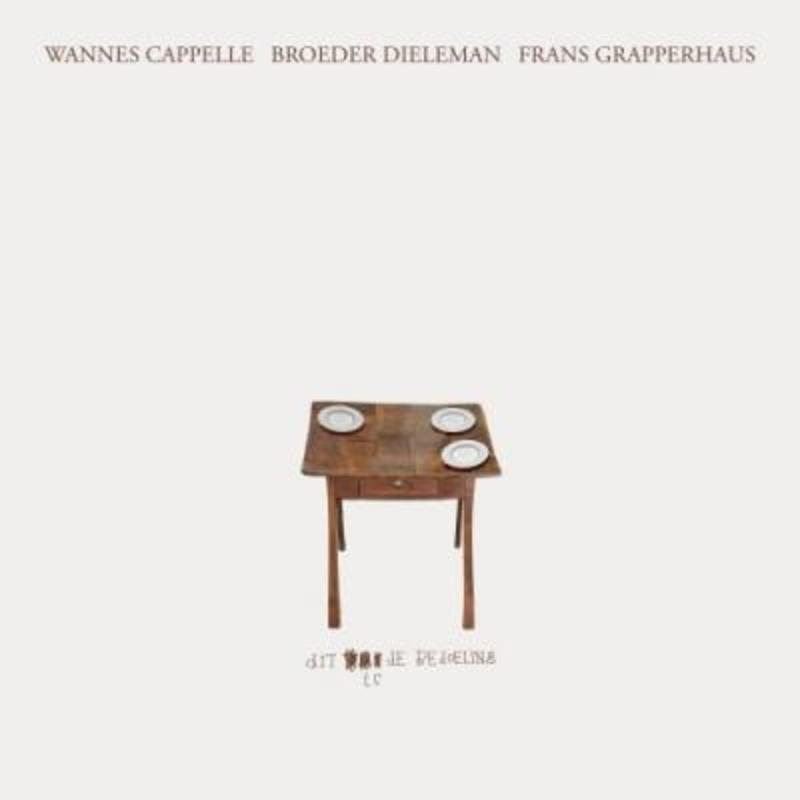 DIT IS DE BEDOELING CAPELLE, WANNES & BROEDER, CD single