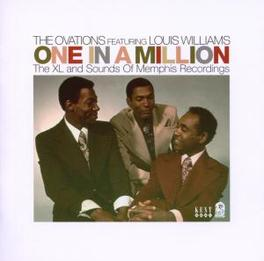 ONE IN A MILLION FT. LOUIS WILLIAMS Audio CD, OVATIONS, CD