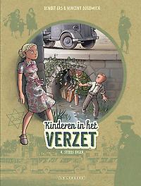 KINDEREN IN HET VERZET 04. STEEDS ERGER KINDEREN IN HET VERZET, Dugomier, Paperback