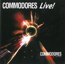 COMMODORES LIVE! COMMODORES JAZZ ENSEMBLE, CD