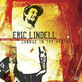 CHANGE IN THE WEATHER DEBUT ALBUM - BLUE-EYED SOUL WITH A HINCH O' FUNK! Audio CD, ERIC LINDELL, CD